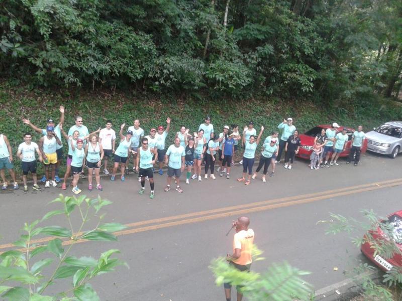 Treino Pico do Jaraguá